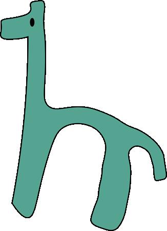 Krappy Giraffe